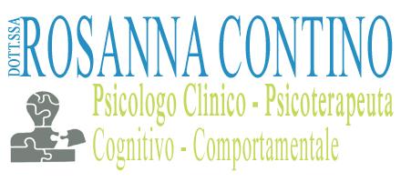dott. ssa rosanna contino studio di psicologia e psicoterapia cognitivo comportamentale agrigento